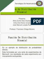 Función de Distribución Binomial.pptx