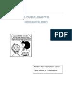 EL CAPITALISMO Y EL NEO CAPITALISMO.docx