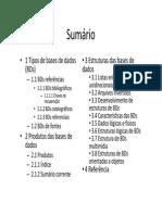 4 Tipos de Bases de Dados