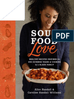 Excerpt from Soul Food Love by Alice Randall and Caroline Randall Williams