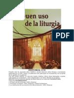 Editorial CCS - El buen uso de la liturgia.doc