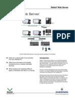 PDS WebServer