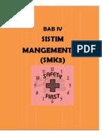 Bab IV Sistim Manajement k3_@Wk