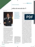 A crise e os desafios do mercado das TI