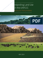 Understanding Land Use in the UNFCCC Summary for Policymakers