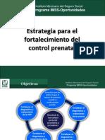 Control Prenatal (Acciones Irreductibles)