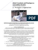 Cow Urine Principles & Applications