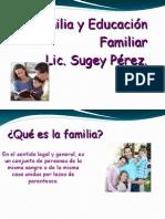 La familia como agencia educativa.odp