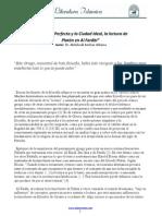 La Ciudad Perfecta y la Ciudad Ideal, la lectura de Platón en Al Farâbi- de Amicar Aldama.pdf