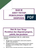Chap10 Aktiva Tetap Perolehan Dan Disposisi