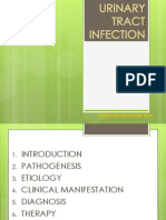 Infection of Urinary Tract System
