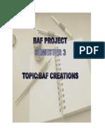 BAF Creations