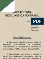 ARQUITETURA NEOCLÁSSICA NO BRASIL.pptx