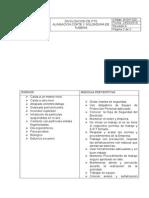 PTS Alineacion, Corte y Soldadura de Tuberia.doc