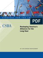 Reshaping Americas Alliances-CSBA