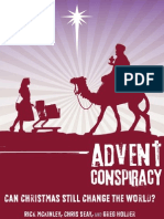 Advent Conspiracy, Can Christmas Still Change the World? Excerpt