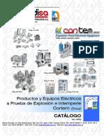 Productos y Equipos Eléctricos a Prueba de Explosión e Intemperie Cortem Group CATALOGO COMPLETO.pdf