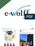 Uspješan Primjer Iz Njemačke E-wolff - Christian_Boehme