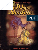 L5R - Adventure Supplement - Way Of Shadow.pdf