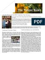 The Timber News -- March/April 2009
