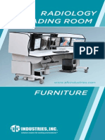 Ergonomic Radiology Room Furniture Info
