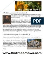 The Timber News -- Oct 2009