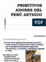 PRIMEROS POBLADORES PERUANOS.pptx