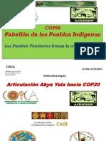 Anexo 1 Pabellon Indigena COP20