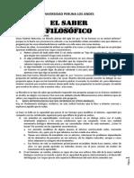 EL SABER FILOSÓFICO.pdf