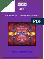 2008 Segundo Aniversario del TeleGenio