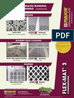 Flex Mat 3 Comparison Sales Sheet 2014