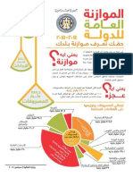 Egypt Citizen Budget Summary