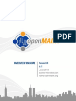 OpenMAINT OverviewManual ENG V080