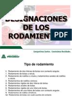 DESIGNACIONES DE RODAMIENTOS.ppt