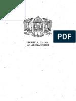 40 Sf. Chiril Al Alexandriei, Scrieri, Partea a III-A, Despre Sfânta Treime, Col. PSB 40