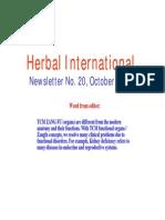 Infertility Herbs