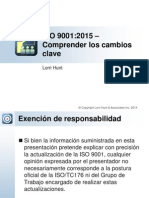 17.  JV - ACTUALIZACION ISO 9001 - LORRI HUNT - ESPAÑOL.pdf