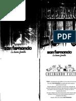 San Fernando Recetario