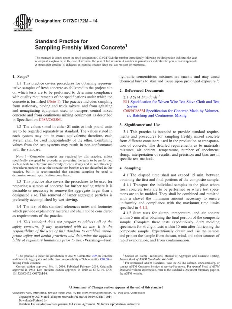 standard practice for manual sampling rh standard practice for manual sampling tempower us