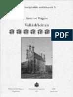 Antoine Vergote - Valláslélektan.pdf