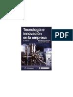 Tecnología e Inovación en la Empresa .pdf