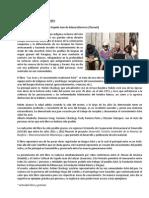 """Gacetilla Acto de presentación del libro """"Las Aves y el Conocimiento Tradicional Aché"""""""