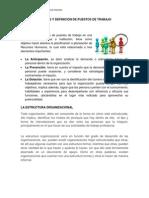 ANÁLISIS Y DEFINICIÓN DE PUESTOS .docx