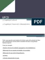 UFCD 3 e 4