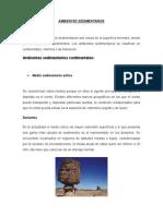 AMBIENTES SEDIMENTARIOS.doc