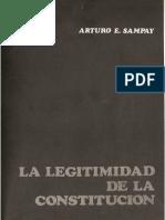 LEGITIMIDAD DE LA CONSTITUCION - SAMPAY.pdf