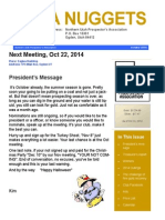 Oct 2014 Email