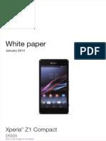 Whitepaper en d5503 Xperia z1 Compact 1