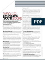 40 Ways to Improve Your Score - Penthouse