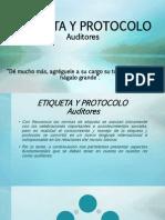 ETIQUETA Y PROTOCOLO DE AUDITORES.ppt